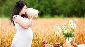 Белок при беременности