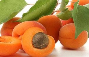 Витамин А в персиках и абрикосе