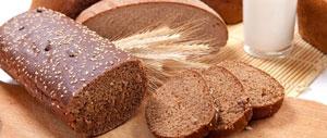 Зерновые продукты, содержащие витамин Д