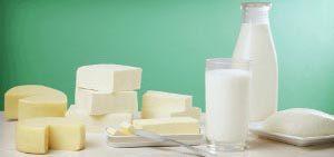 Йод в молочных продуктах