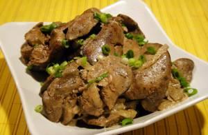 Кулинарное и диетологическое применение куриной печени