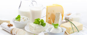 Молочные продукты богатые витамином В2
