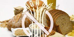 Ограничение продуктов с глютеном в рационе