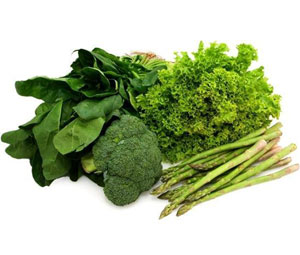 Продукты, где содержится витамин К