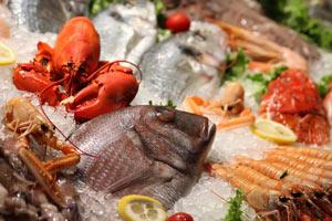 Селен в морепродуктах
