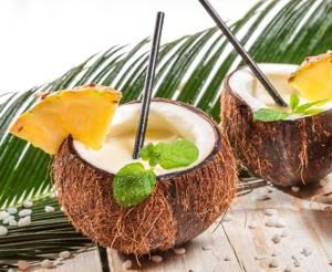 Сколько можно кокосового молока в день