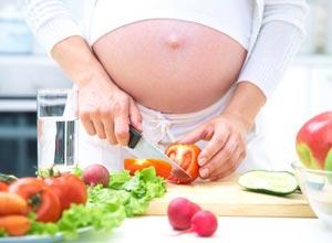 Употребление меди при беременности