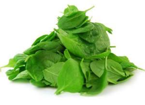 Химический, витаминный состав и польза шпината