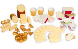 Химический состав и калорийность плавленого сыра