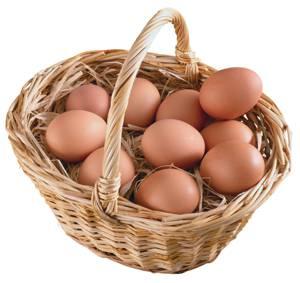Химический состав и пищевая ценность куриных яиц