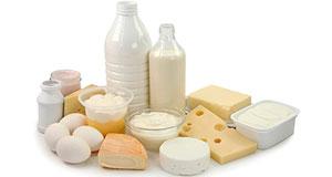 Цианокобаламин в молочных продуктах