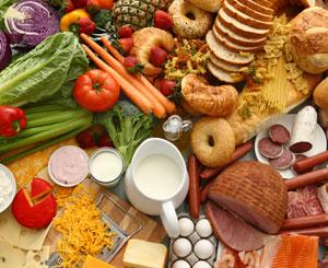 Цианокобаламин в продуктах питания