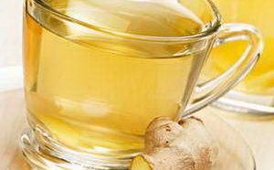 Каков рецепт приготовления имбирного чая для похудения