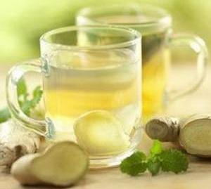 Как приготовить классический имбирный чай