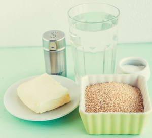Каков рецепт приготовления рассыпчатой пшеничной каши на воде