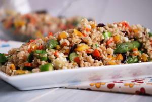 Как применяют рассыпчатый рис в диетологии