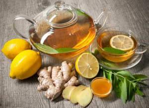 Каковы советы по приготовлению имбирного напитка с лимоном и медом