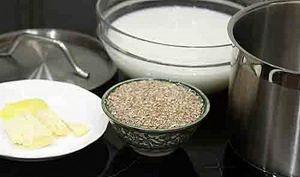 Каков рецепт приготовления пшеничной каши на молоке