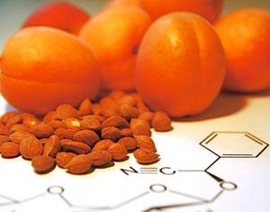 В чем содержится витамин в17