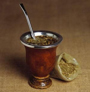 Полезные свойства и химический состав чая мате