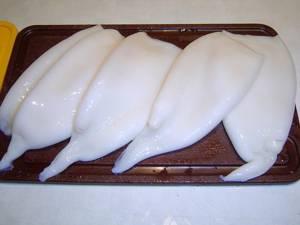 Полезные свойства мяса кальмара
