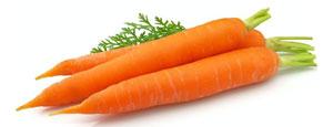 Содержание витамина Н в овощах
