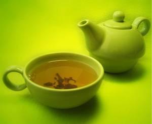 Химический состав и пищевая ценность зеленого чая