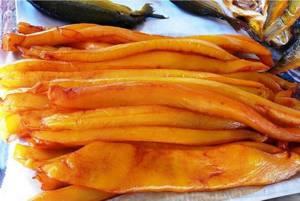 Энергетическая и пищевая ценность кальмаров разных способов приготовления