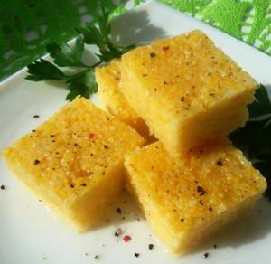 Как приготовить кукурузную паленту