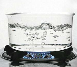 Какую воду следует использовать для приготовления каши
