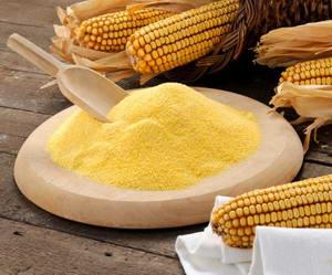 Какова польза кукурузной муки, ее вред