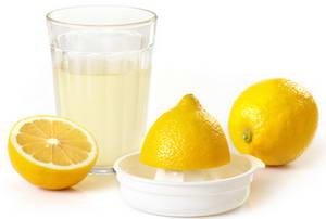Каков рецепт приготовления воды с лимоном
