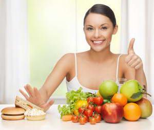 Каково меню диеты Любимая на 7 дней