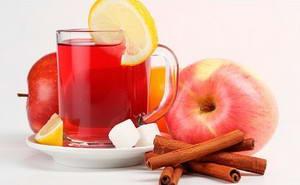 Каков рецепт приготовления вкусного яблочного чая