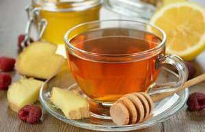 Каков рецепт приготовления напитка из имбиря, лимона и меда