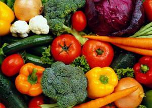 Каково меню овощной диеты для похудения