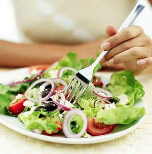 Какова суть овощной диеты