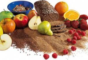 В каких продуктах питания содержатся простые и сложные углеводы