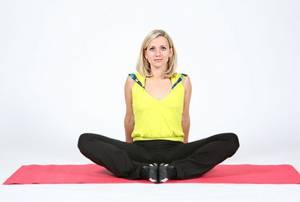 Дыхательная гимнастика оксисайз – упражнение Бабочка