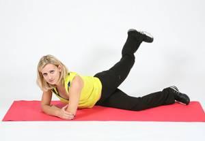 Дыхательная гимнастика оксисайз – упражнение Скрутка лежа