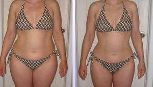 Александра похудела на 10 килограммов за 7 дней диеты Любимая