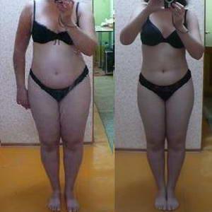 Мария похудела на 19 килограммов за 44 дня диеты Дюкана