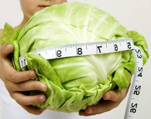 Капустная диета (минус 24 кг в месяц)