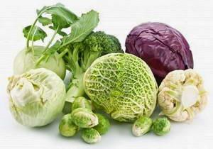 Как используют белокочанную капусту для похудения