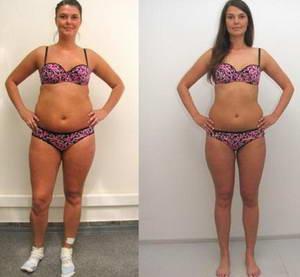 Василиса похудела на 10 килограммов за 1,5 месяца кремлевской диеты