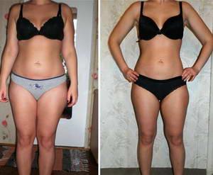Анастасия потеряла 8 килограммов за 1,5 месяца кремлевской диеты