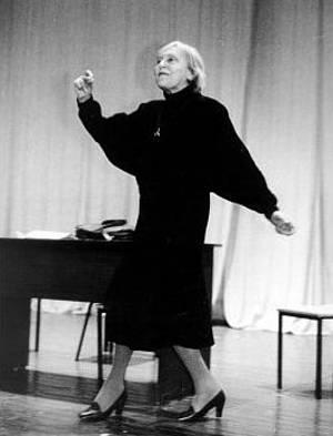 Александра Николаевна Стрельникова - автор оригинальной дыхательной гимнастики