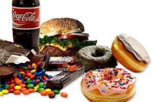 В каких продуктах содержатся быстрые углеводы