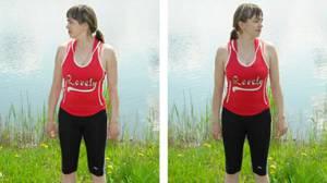 Дыхательная гимнастика Александры Стрельниковой - упражнение Повороты головы