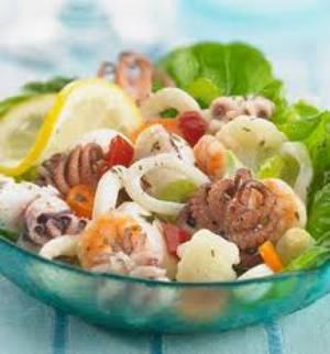 Как приготовить морской коктейль с креветками и другими морепродуктами - подробный рецепт и калорийность
